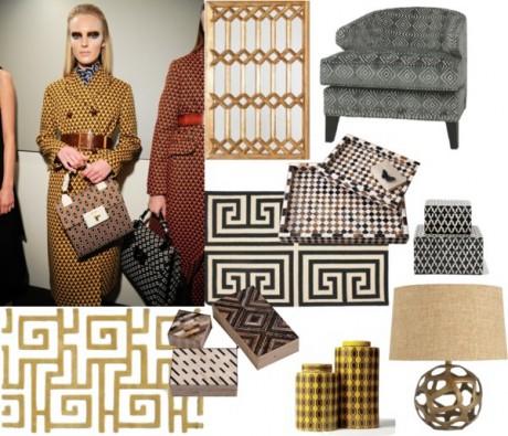 Busy Body Clayton Gray Home Decor Fashion Design