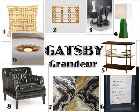 Gatsby Grandeur