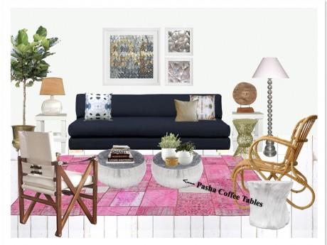 Set courtesy of Jill Danyelle | Sustainable Style.