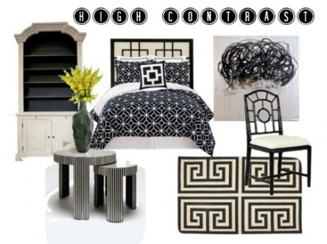 Clayton Gray Home Decor High Contrast