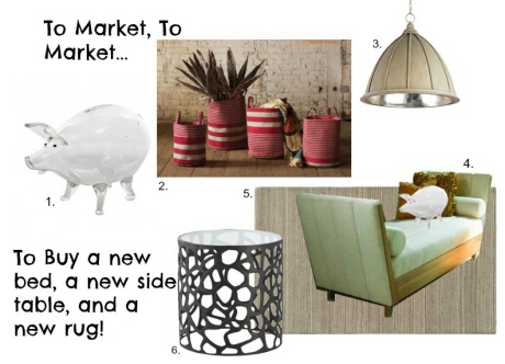 Clayton Gray Home Decor Market