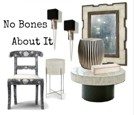 Clayton Gray Home Decor Bone
