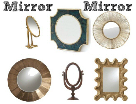 Clayton Gray Home Decor Mirror