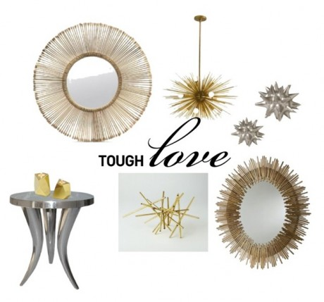 tough love collage