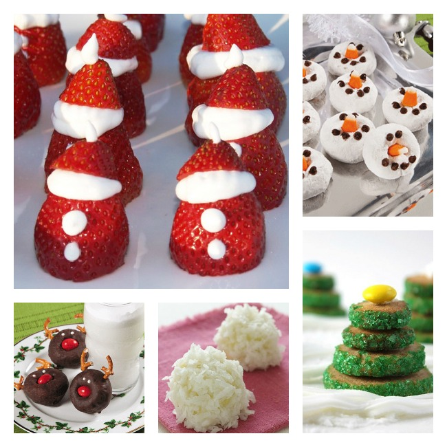 Cute And Easy Treats For Santa This Christmas…