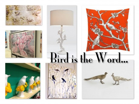 Bird is the Word - Clayton Gray Home