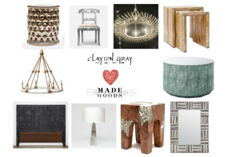 Made Goods - Clayton Gray Home
