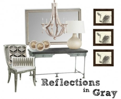Reflections in Gray - Clayton Gray Home