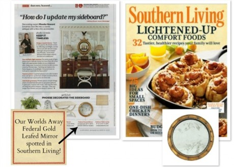 Southern LIving Federal - Clayton Gray Home