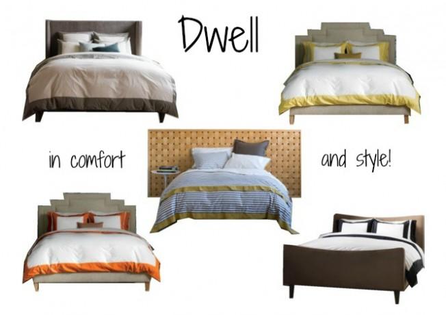 dwell bedding
