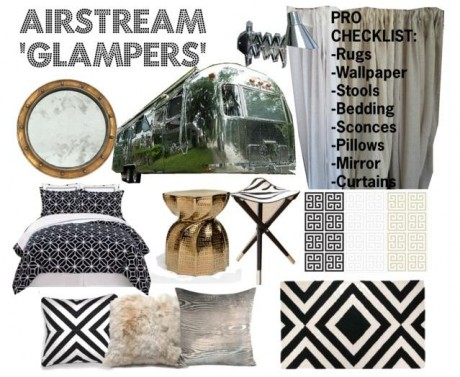 Airstream Glampers