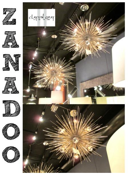 Zanadoo Chandelier 2