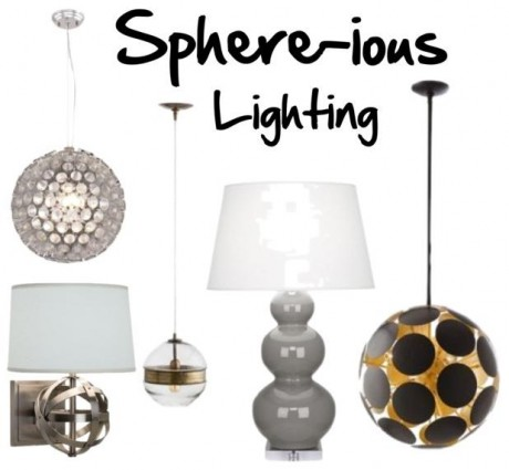 Sphere-ious Lighting