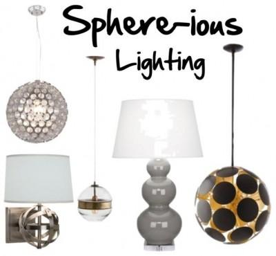 Sphere-ious Lighting