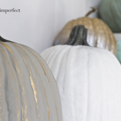 Tap Into Your Inner Martha Fall Entertaining With Paint