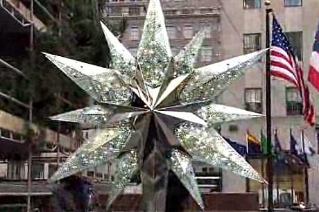 Rockefeller Swarovski Star