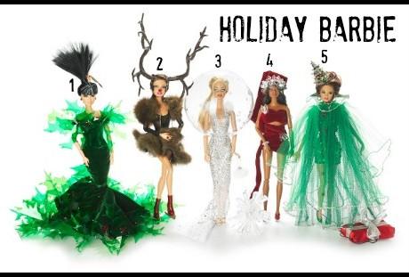 holiday barbie 2
