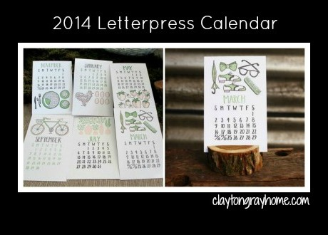 stump calendar