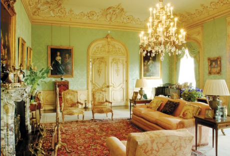 downtown abbey living room 2
