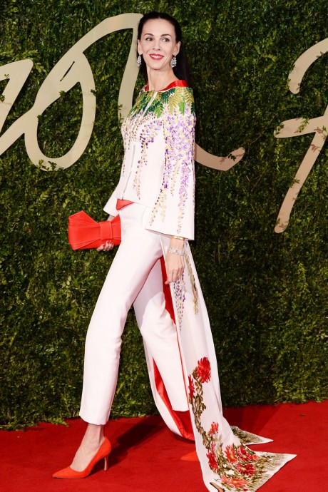 British Fashion Awards, London Coliseum, Britain - 02 Dec 2013