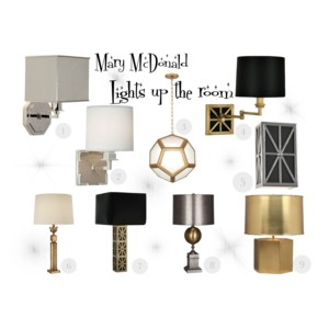 Light Up Your Room With Mary Mcdonald Clayton Gray Home