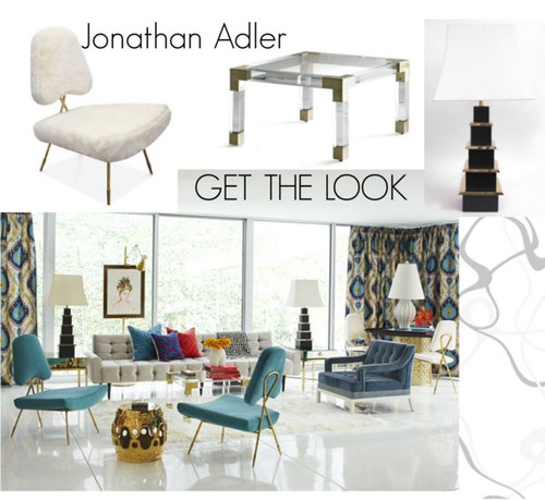 GET THE LOOK : Jonathan Adler