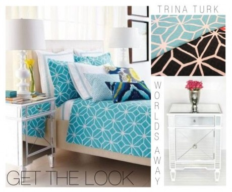 Get the look - trina worlds