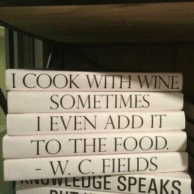 cook with wine books