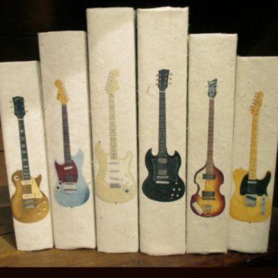 guitar book set