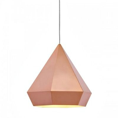 GO Forecast Ceiling Light Rose Gold